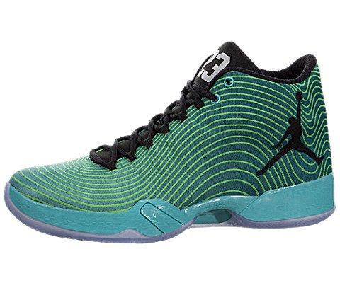 Air Jordan XX9 - Retro / Radiant Emerald-Light Green Spark-Black, (Retro 14 Light)