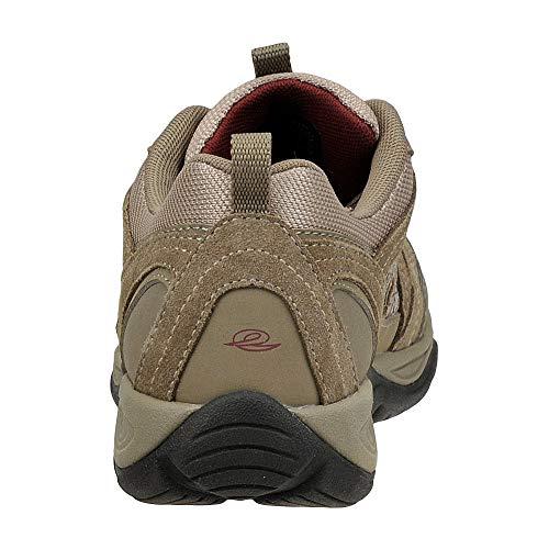 Exploremap Shoe Brindle Easy suede Women's Walking Spirit 0RgBwZ