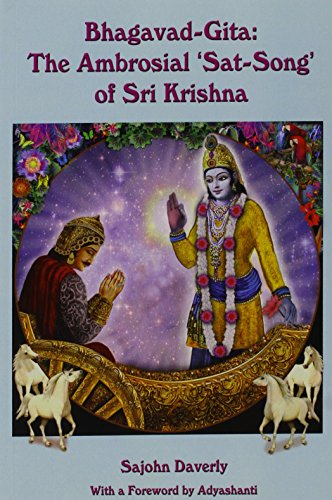 Download Bhagavad-Gita: The Ambrosial Sat-Song of Sri