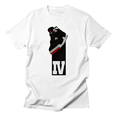 6553d842b9ead Custom T Shirt Matching Style of Air Jordan 4 Retro Bred JD 4-13-6 ...