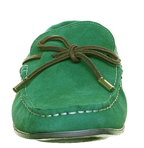 Justin Reece Liam, Chaussures À Lacets Pour Homme, Vert (vert), 47