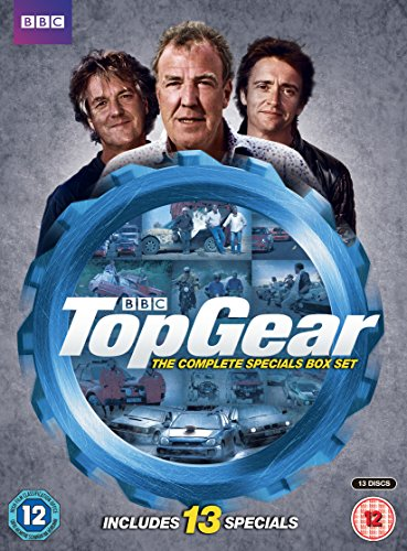 (Top Gear - The Complete Specials Box)