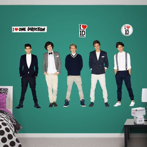 fathead one direction - 5