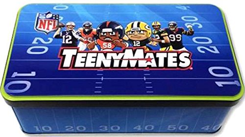 TeenyMates NFL Series 6 Collector Tin Series 1 Tin