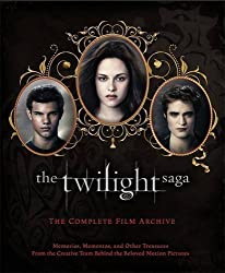 The Twilight Saga: The Complete Film Archive: Memories, Mementos, and Other Treasures from the Creative Team Behind the Beloved Movie Series by Abele, Robert (2012)