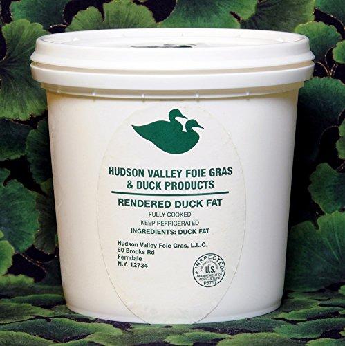 Antibiotic Free Duck Fat - 28 Oz. - Rougie Duck Fat