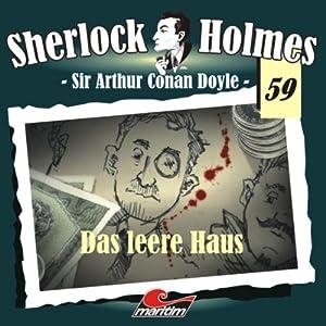 Das leere Haus (Sherlock Holmes 59) Hörspiel