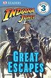 DK Readers L3: Indiana Jones: Great Escapes