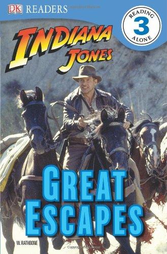 Dk Readers L3  Indiana Jones  Great Escapes