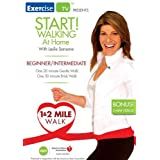 Start! Walking At Home with Leslie Sansone:  Beginner/Intermediate - 1 & 2 Mile Walk