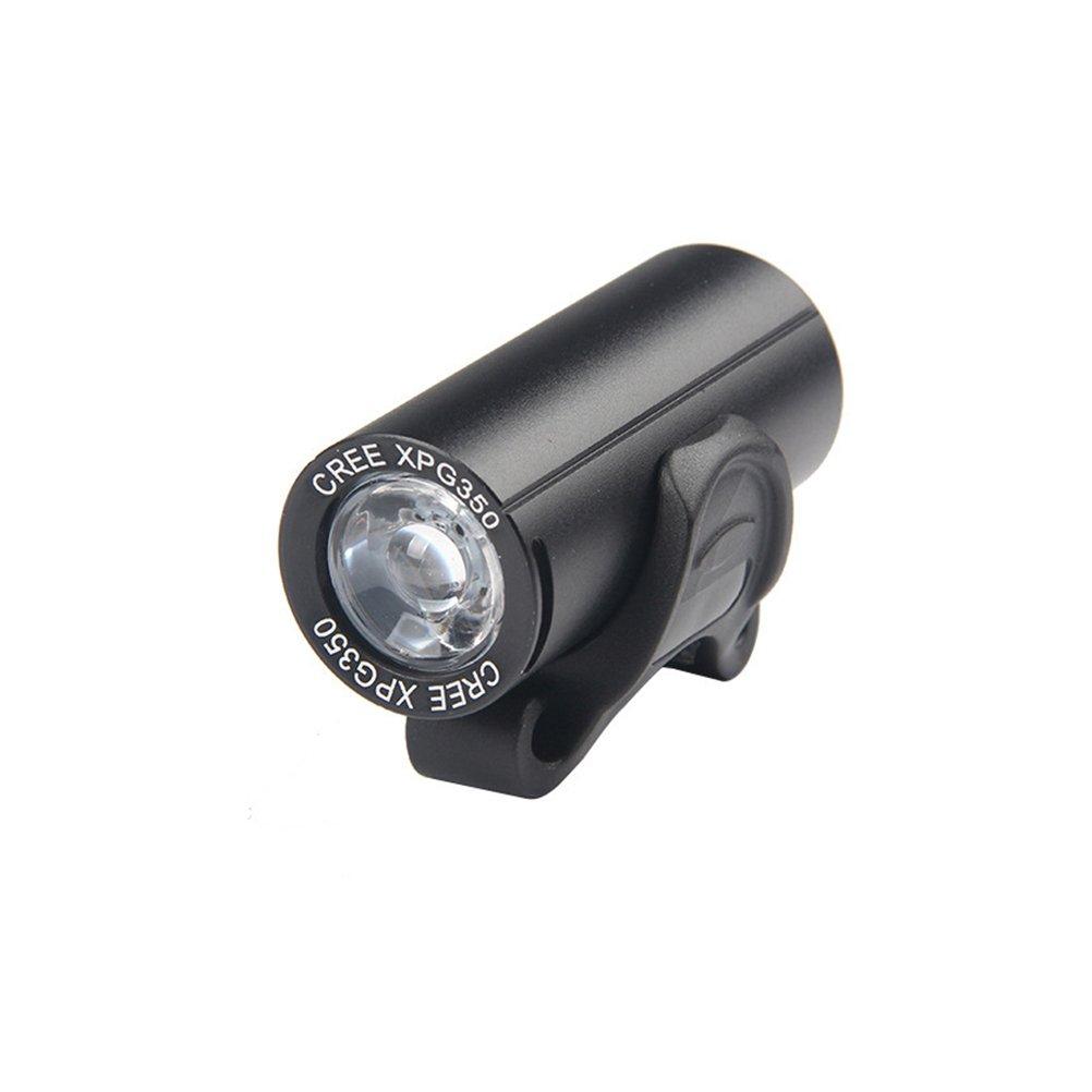 Bike Front Light 300 Lumens USB Cree XPG Light Bead Light for Bike MTB Road Bike