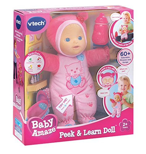 VTech® Amazes with Innovative New Baby Doll Line