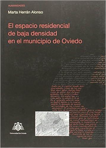 El espacio residencial de baja densidad en el municipio de ...