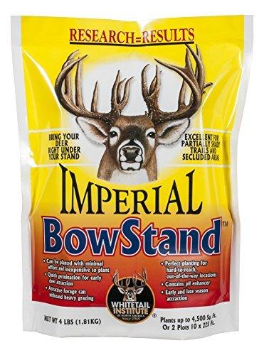 Whitetail Institute Imperial Alfa-Rack Plus Perennial Food Plot Seed 16.5 lb