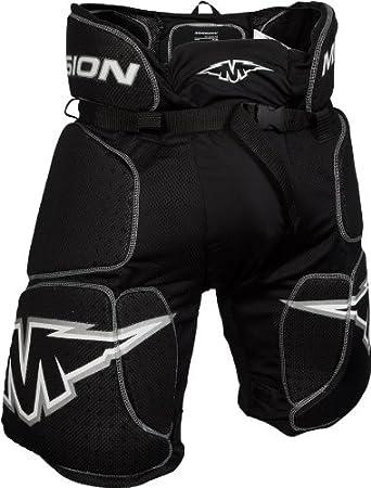 Mission Mano Derecha Hockey Sobre Patines Cintur/ón Core Senior Calzones