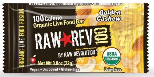 Raw Revolution Calorie Organic Golden