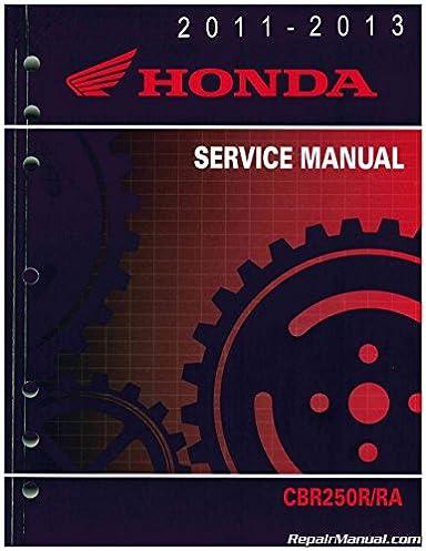 2011 2012 cbr250r ra service manual how to and user guide rh taxibermuda co cbr250r service manual download cbr250r maintenance manual