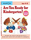 Are You Ready for Kindergarten? Coloring Skills, Kumon Publishing, 1935800167