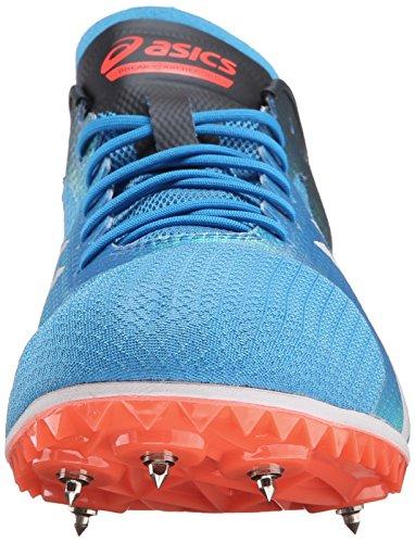 Zapato de pista Md Cosmoracer para hombre, Jet Blue / White / Dark Slate, 12 M US