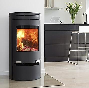 Estufa de leña Aduro 1 - 1 negro 6 kW horno de leña: Amazon.es: Bricolaje y herramientas
