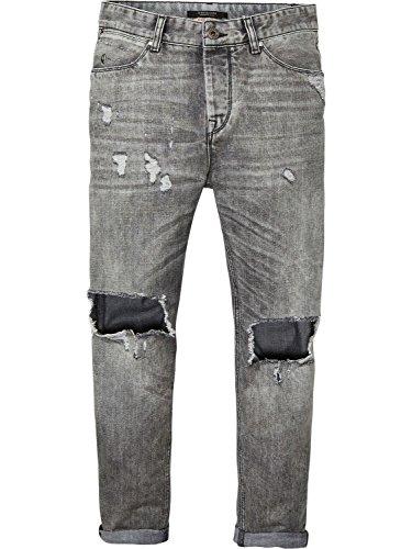 jeans boyfriend maison scotch Multicolor