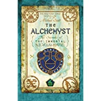 The Alchemyst (Secrets of the Immortal Nicholas Flamel)