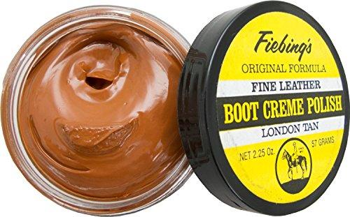 Fiebings Boot Cream, London Tan