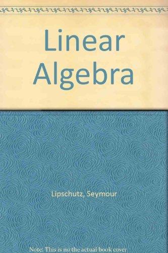 Linear pdf schaums algebra