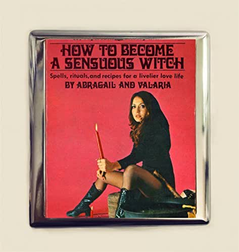 Amazon.com: How to Become a Sensuous Witch Cigarette Case ...