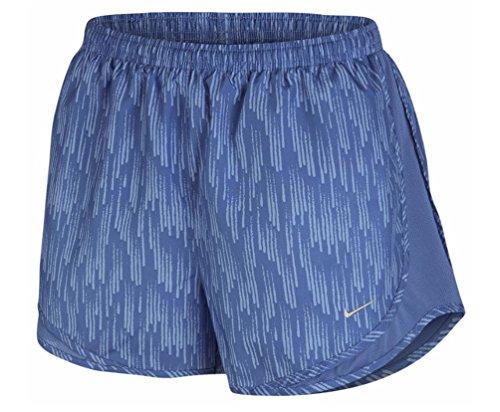 New Nike Womens Star Blue Tempo Training Shorts