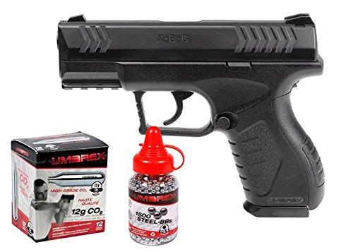 (Umarex XBG Plinker Pack CO2 BB Pistol air pistol)