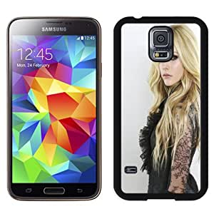 Fashionable Custom Designed Cover Case Samsung Galaxy S5 I9600 G900a G900v G900p G900t G900w With Avril Lavigne Blond Phone Case Cover