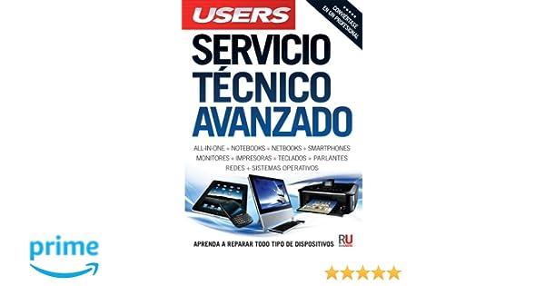 Servicio técnico avanzado: Manuales Users (Spanish Edition): Users Staff, RedUsers Usershop, Español Espanol Espaniol, Libro libros Manual computación ...