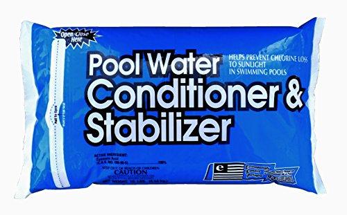 AQUA BASICS 1360 Pool Water Conditioner Bag, 10-Pound ()