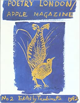 Poetry London / Apple Magazine, Vol. 2: 1