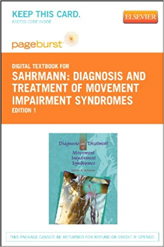 Diagnosis and treatment of movement impairment syndromes elsevier diagnosis and treatment of movement impairment syndromes elsevier ebook on vitalsource retail access card 1e psc edition fandeluxe Images