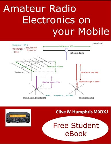 Amateur Radio Electronics On Your Mobile by [Humphris, Clive W.]