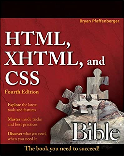 HTML, XHTML, and CSS Bible: Steven M  Schafer: 9780470128619