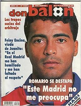 Don Balon numero 0989: Varios: Amazon.com: Books
