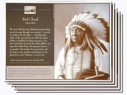 Great Native American Leaders Poster Set