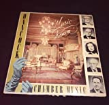 1941 Chamber Music by Hancock Family Music Room Foundation Grand Salon University of Southern California Allan Hancock Loren Powell Mildred Seymour William Strobridge John Garth Los Angeles Symphony Orch Mozart Hadyn Russian Trios 33 RPM Vinyl FB2846