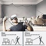 KIWI design Link Cable for Oculus Quest 2, 10