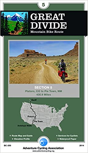 Great Divide Mountain Bike Route #5: Platoro, Colorado   Pie Town