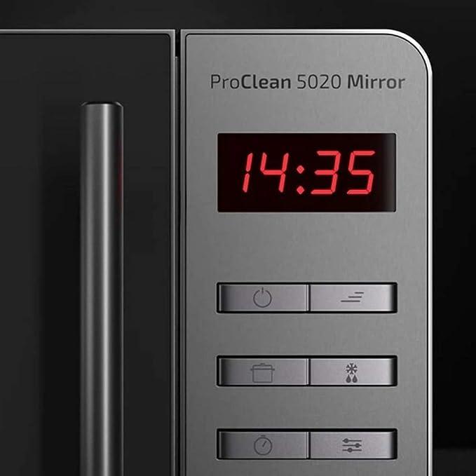 Cecotec Microondas ProClean 5020 Mirror. Capacidad de 20l ...