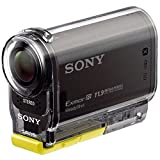 Sony HDR-AS30VW POV HD 1080p Wearable Cam with Carl Zeiss Lens, Built-In WiFi, GPS and NFC (Wearable Pack)