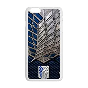 attack on titan Phone Case for Iphone 6 Plus