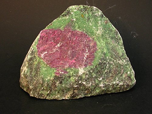 Ruby In Zoisite Crystal From Tanzania - 3.3""