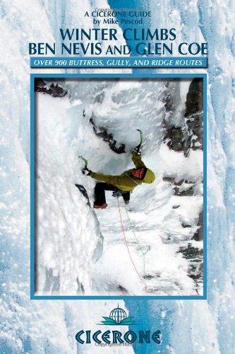 Winter Climbs Ben Nevis and Glen Coe (Winter Ski Mountaineering) [Idioma Inglés]