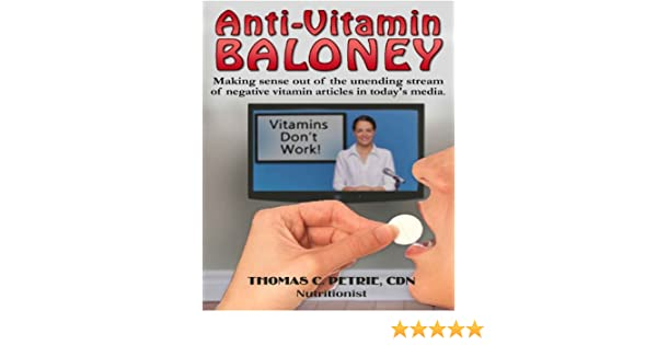 Anti-Vitamin Baloney