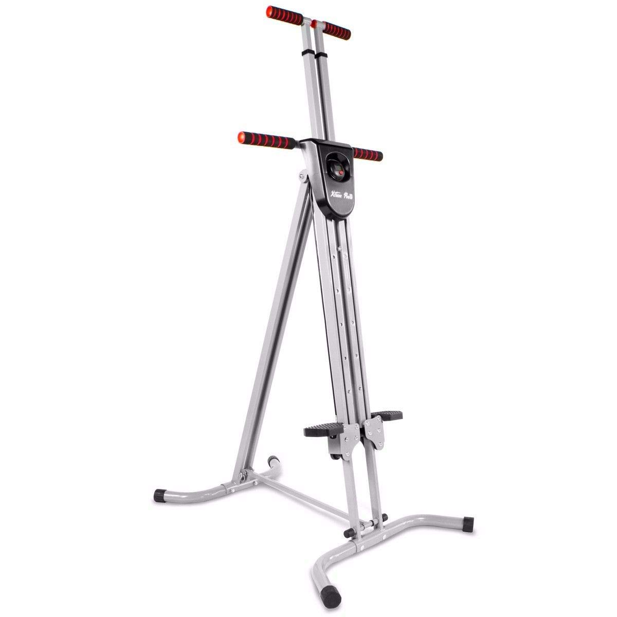 XtremepowerUS Vertical Climber Fitness Cardio Exercise Machine by XtremepowerUS (Image #3)